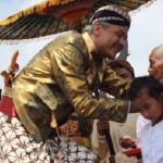 AGENDA JATENG : Di Dieng Culture Festival, Ada Anak Bajang Minta Buku Listrik