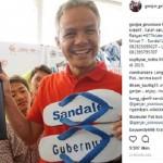 KERAJINAN JEPARA : Tak Cuma Borong, Gubernur Juga Promosikan Sandal Ukir di Medsos
