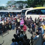 HAJI 2017 : 193 Calhaj Kota Madiun Diberangkatkan ke Surabaya