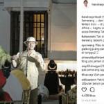 Wali Kota Semarang Disangka Presenter Benteng Takeshi