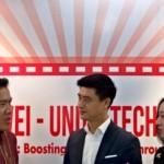 KAMPUS DI SEMARANG : Huawei Sadarkan Geliat Ekonomi Berbasis Digital di Undip
