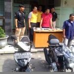 PENJEMBRETAN SOLO : 2 Penjambret Tas Polwan Dibekuk, 1 Pelaku Asal Klaten Terpaksa Didor