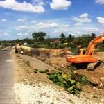 INFRASTRUKTUR GUNUNGKIDUL : Pembangunan Jembatan Watusigar Telan Biaya Rp12,5 Miliar
