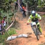Foto Kejuarnas 76 Indonesian Downhill 2017