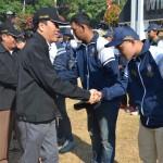 KAMPUS DI SEMARANG : 2.885 Mahasiswa Undip Selesaikan KKN