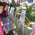 Pameran Kliping Koran Muresko Bikin Anak Muda Sukoharjo Merinding