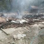 KEBAKARAN SRAGEN : Api Mengamuk di Kalijambe dan Miri, 3 Rumah Rata dengan Tanah