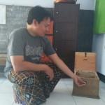 PENCURIAN PONOROGO : Maling Gondol Uang di Kotak Amal Musala Pakunden