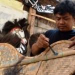 Foto Kerajinan Semarang Bikinan Tuna Daksa