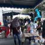 PAMERAN BANTUL : Thrifting & Penjualan Makan Organik, Alternatif Hidup Sehat & Hemat