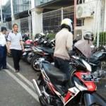 PARKIR SEMARANG : Parkir Balai Kota Semrawut, Wawali Sidak