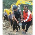 Mortir Aktif Ditemukan di Bawah Jembatan Kepuh Sukoharjo