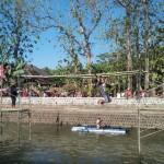 HUT KE-72 RI : Ninja Warrior Ala Desa Jabung Meriahkan Peringatan Hari Kemerdekaan