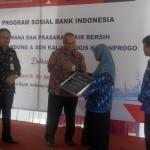 2 Sekolah Rawan Kekeringan Terima Bantuan Air Bersih