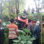 KECELAKAAN WISATA : Jeep Lava Tour Merapi Masuk Jurang saat Mengangkut Wisatawan