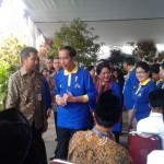 JOKOWI DI JOGJA : Pesan Jokowi, Jangan Remehkan Campak dan Rubella