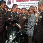 PENCURIAN SEMARANG : Operasi Jaran Candi, Polda Jateng Ungkap 328 Kasus Curanmor