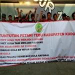 Petani Tebu Kudus Demo ke Jakarta, Ini Tuntutan Mereka…