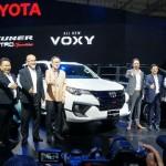 GIIAS 2017 : Persaingan Kian Ketat, Toyota Perkuat Segmen MPV