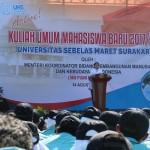 Sampaikan Kuliah Umum di UNS Solo, Ini Pesan Menteri Puan untuk Mahasiswa