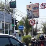 LALU LINTAS SEMARANG : Rambu di Jl. Pattimura Bikin Bingung