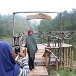 WISATA KLATEN : Pengunjung Keluhkan Minimnya Fasilitas Umum di Talang River