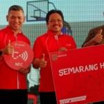 Foto Semarang Smart City Didukung Telkomsel
