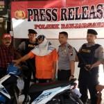 PENCURIAN SOLO : Gadaikan Motor Curian untuk Modal Jualan Nasi, Warga Klaten Ditangkap