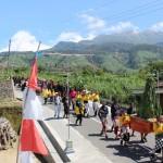WISATA BOYOLALI : Ritual Tungguk Tembakau, Wujud Syukur Warga atas Panen Tembakau