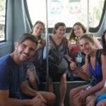 WISATA SEMARANG : Keliling Kota, Turis Meksiko Pilih Naik BRT