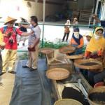 Pengelola Biro Wisata Mancanegara Jajal Jamu di Nguter Sukoharjo
