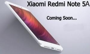 Xiaomi Redmi Note 5A. (Istimewa/GSMArena)
