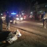 KECELAKAAN MADIUN : Korban Tewas Terlindas Truk di Dolopo Jadi 2 Orang