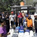 Paguyuban Pejabat Sragen Kirim Puluhan Tangki Air Bersih ke Daerah Krisis