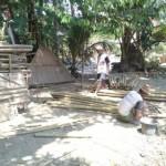 Tiang Penyangga Lapuk, Rumah Nenek-Nenek Tibayan Klaten Ambruk