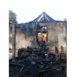 KEBAKARAN KARANGANYAR : Rumah Warga Mojogedang Hangus Gara-Gara Pembakaran Kayu
