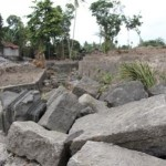 CAGAR BUDAYA KLATEN : Temukan Batuan Purbakala, Pemdes Solodiran Berencana Bangun Museum