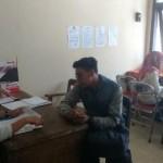 PILGUB JATENG 2018 : Kuota Belum Terpenuhi, Pendaftaran Panwascam Bulu Sukoharjo Diperpanjang