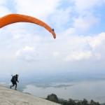 Atlet Korsel, India, dan Thailand Ramaikan Kejurnas Paralayang Wonogiri