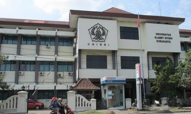 Universitas Slamet Riyadi Solo (foto: lokanesia.com)