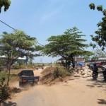 INFRASTRUKTUR KARANGANYAR : Jembatan Jungke-Lalung Diperbaiki, Kendaraan Terpaksa lewat Sawah