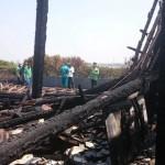 Kebakaran di Rooftop Hotel Lorin D'wangsa Solo, Tamu Sempat Diungsikan