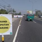 TOL SOLO-KERTOSONO : Awas, Ada Penyempitan Jalan Solo-Boyolali dekat Pintu Tol Ngasem