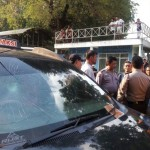 Soal Petugas Pecah Kaca Taksi, Ini Tanggapan Kepala Dishub Solo