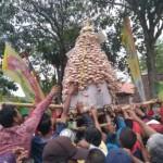 Kerbau Bule hingga Gunungan Apam di Kirab Budaya Karanganom Klaten