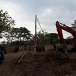 INFRASTRUKTUR KARANGANYAR : Kerap Sebabkan Banjir, Jembatan Gabahan Tasikmadu Dibongkar