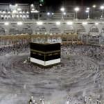 Mekah Diguyur Hujan, Salah Satu Area Masjidil Haram Tergenang Air