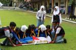 Aktivitas Palang Merah Remaja SMA Bhinneka Karya 2 Boyolali - Foto dok Solopos