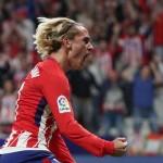 LIGA SPANYOL : Sejarah Griezmann! Pencetak Gol Pertama di Wanda Metropolitano