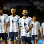 KUALIFIKASI PIALA DUNIA : Argentina dalam Bahaya